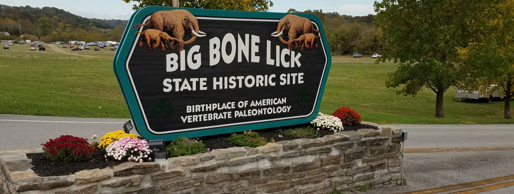 Big Bone Lick State Park, Boone County, Kentucky