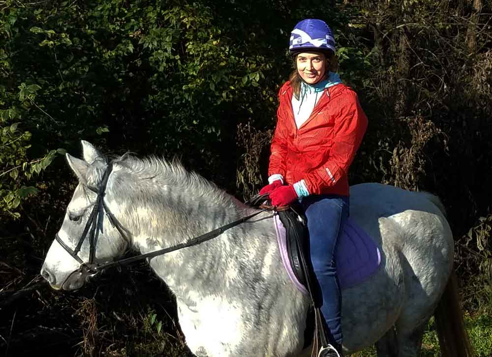 Cincinnati bed breakfast, horseback riding Kentucky, Midwest trail ride