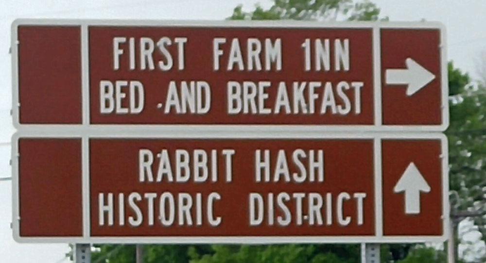First Farm Inn, Kentucky bed breakfast, Cincinnati bed breakfast, farmstay,